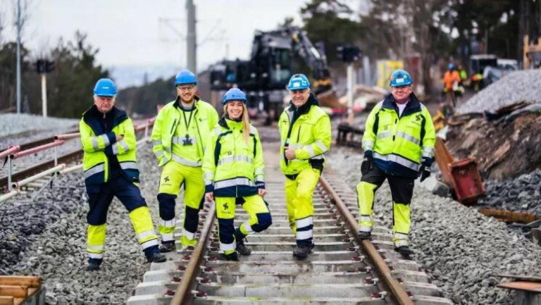 En omfattende utbygging av Ekebergbanen sto ferdig i 2017.