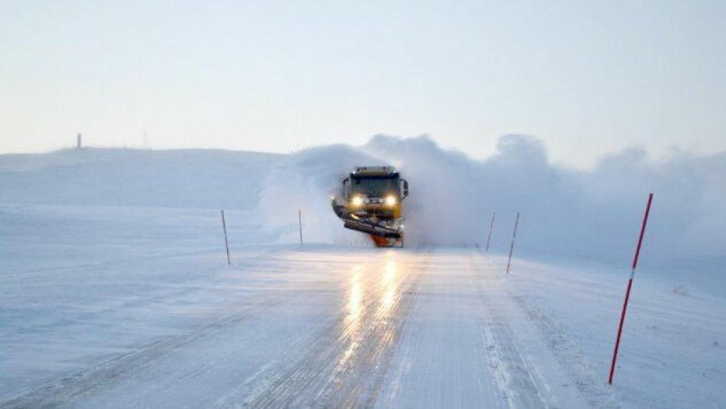 Svevia Norge AS ligger best an på pris etter tilbudsåpningen på Nord-Norges største driftskontrakt på vei.