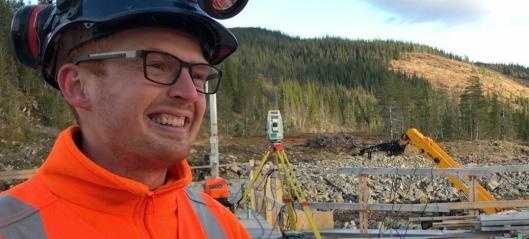 Norges første Ceequal-sertifiserte anleggsprosjekt