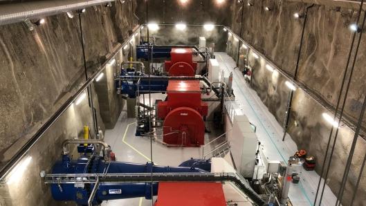 Storåselva kraftverk er Norges første Ceequal-sertifiserte anleggsprosjekt.