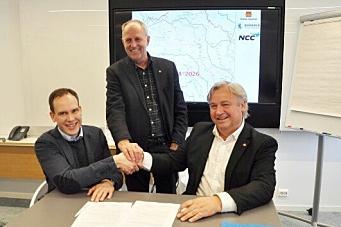 NCC fikk Numedal-kontrakten