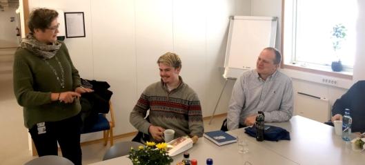Solvik-Olsen fulgte vanlig opplegg