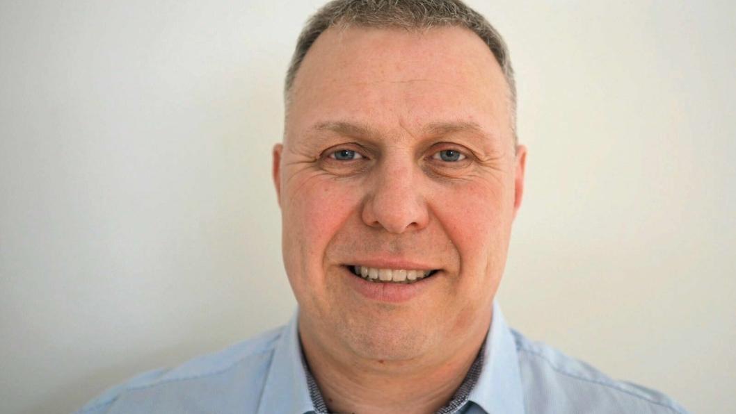 Yngve Andreassen, HR direktør i Moelven fra 1. juni 2018.
