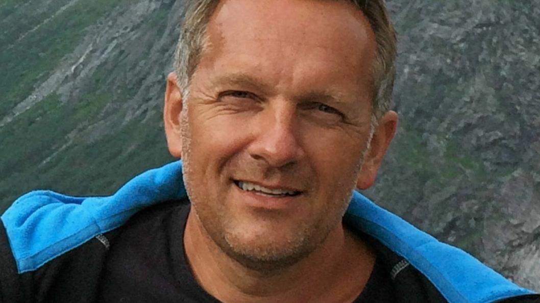 Trond Ivar Jahren, distriktssjef i Preem Midt-Norge.