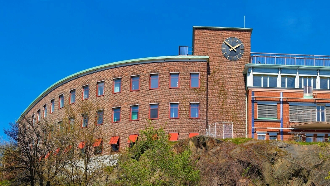 Eriksbergs-verftet på Celsiusgatan i Göteborg
