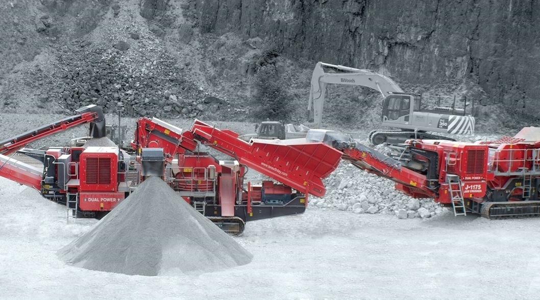 Mineralteknikk AS skal selge og distrubuere Terex Finlay i Norge.