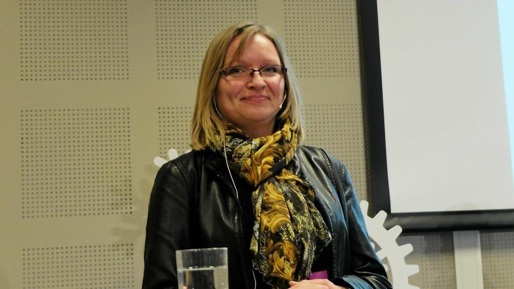- Når det blir tvister, er det fordi det ikke er enighet i omfanget av merarbeidet, sier avdelingsdirektør Bettina Sandvin i Statens vegvesen. Bilde fra 2016.