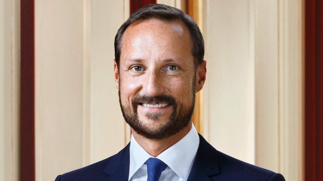 H.K.H. Kronprins Haakon besøker bergindustri i Vestfold.
