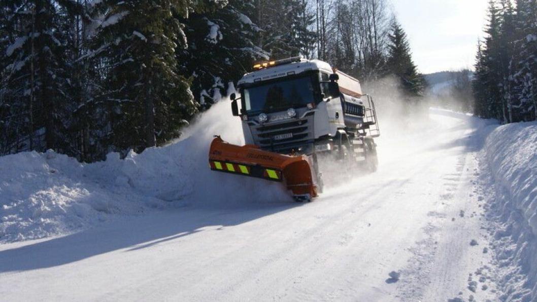 Lillehammer kommune har investert i en Scania G490 4x4+2 med Allisons helautomatiske girkasse fra 4000 Series. Den brukes blant annet til vintervedlikehold.