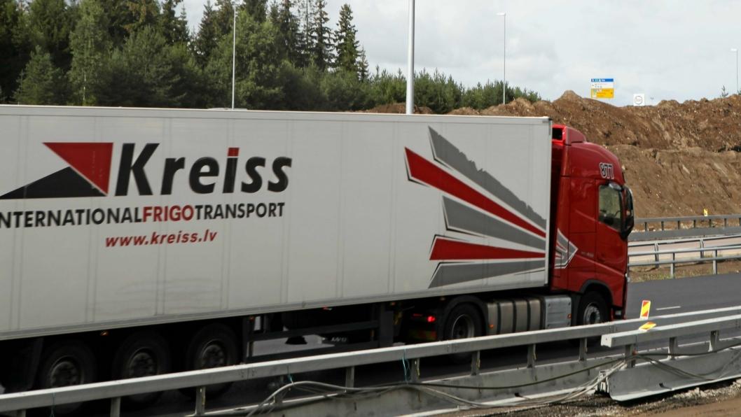 Dokumenter NLF har fått tilgang til viser at Kreiss-sjåfører jobber mer og tjener mye mindre enn de skal. Kreiss bestrider dokumentene.