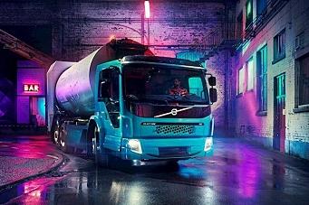 Ny - og større - elektrisk Volvo