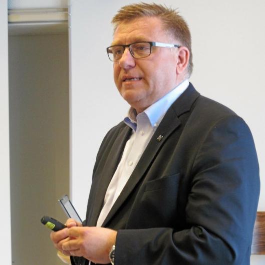 NLF-direktør Geir A. Mo etterlyser sterkere reaksjoner mot både selskapet og transportkjøperne.