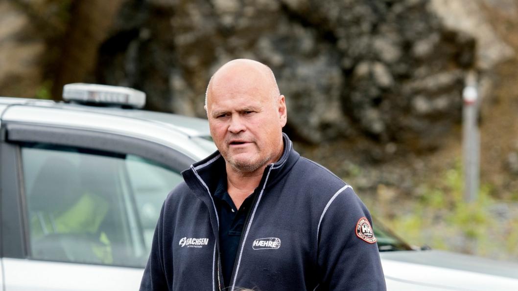 Albert Hæhre ønsker å ha en friere rolle i BetonmastHæhre-konsernet og overlater lederrollen for BetonmastHæhre Anlegg AS til en som har jobbet for konsernet i over 20 år.