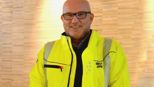 Gudmund Roen blir ny leder for BetonmastHæhre Anlegg AS etter Albert Hæhre.