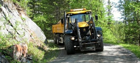Innfører EU-kontroll for traktorer