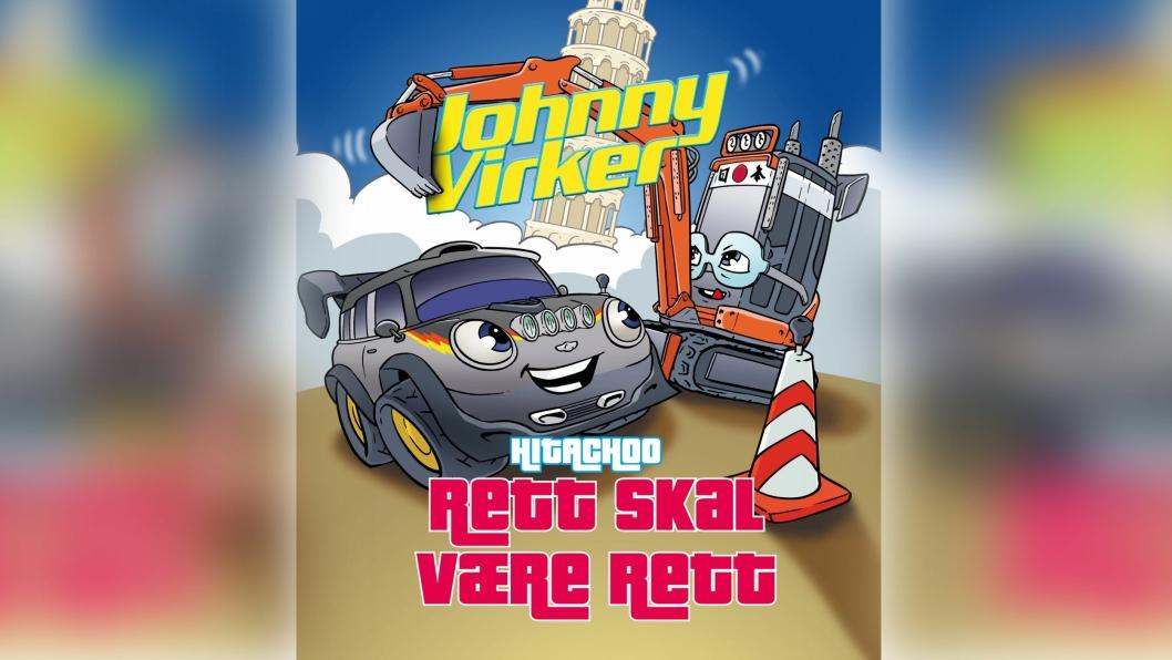 Siste bok i serien om Johnny Virker og Hitachoo er «en fartsfylt bilbok om vennskap og forskjeller som ikke alltid skal rettes opp».