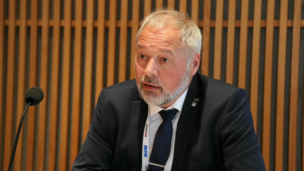 Frode Nilsen er konserndirektør i Leonhard Nilsen & Sønner AS (LNS). Han kommer med kritikk av regjeringens utførende politikk når det gjelder norsk gruvedrift og «det grønne skiftet».
