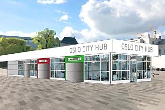 Oslo City Hub kommer