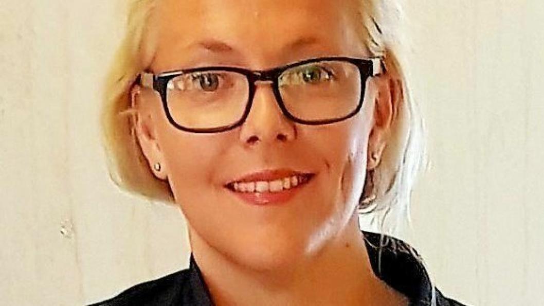 Johanna Malkan Nyberg (37) er ansatt som innkjøpsdirektør i Veidekke ASA. Hun kommer fra Skanska.