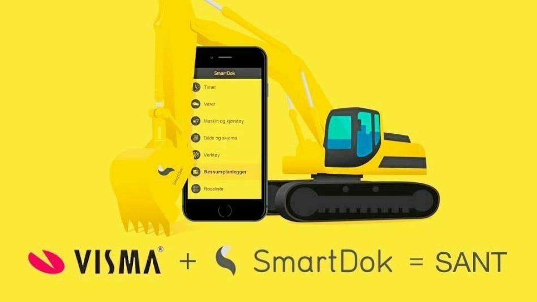 Visma kjøper seg opp i SmartDok.Foto: SmartDok
