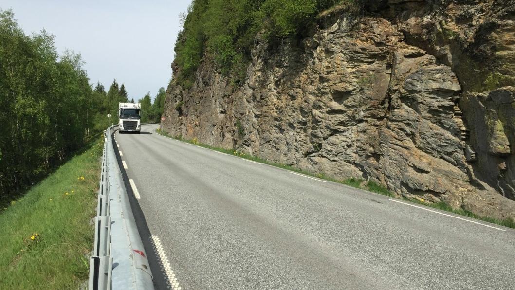 Utbedring av strekningen E16 Fagernes-Øylo i Valdres blir testprosjektfor den nye entreprisetypen