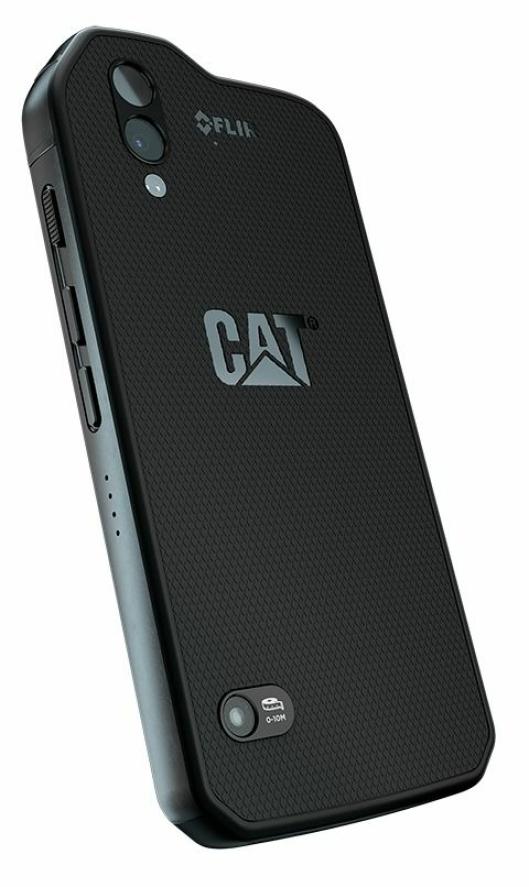 Cat S61 blir tilgjengelig i juli.