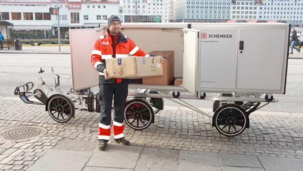 Bergen har allerede elvaresykkel-tjeneste (bildet). Nå er det Oslos tur.