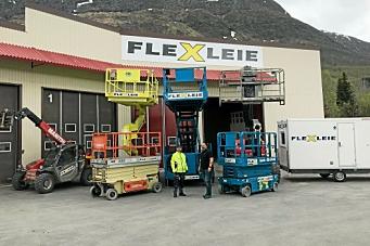 Ny Flexleie-avdeling