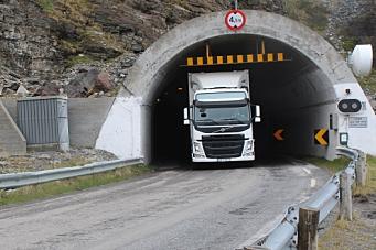 Fem invitert til tunnel-konkurranse