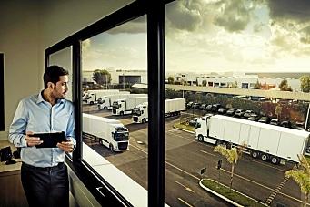 Volvo Trucks lanserer Volvo Connect