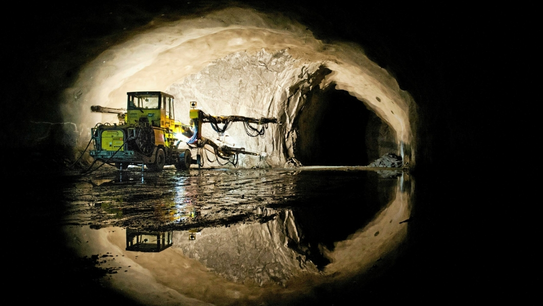 STOR JOBB: YIT Norge AS har fått oppdraget med å bygge en kraftstasjon i fjell for Sunnfjord Energi AS.