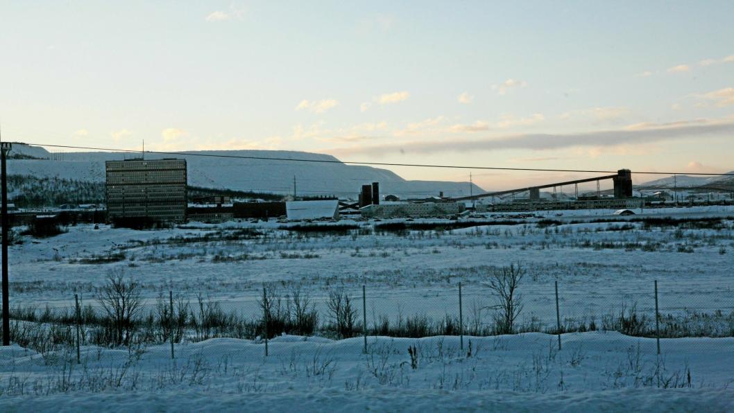 Ved LKAB i Kiruna tas det ut jernmalm minst én km ned i jorda. I fremtiden må man gå enda dypere for å få tak i malmen.
