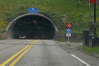 Nytt tunnelløp i Oslofjordtunnelen