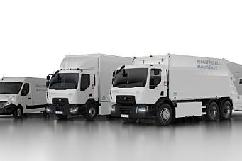 Elektriske lanseringer fra Renault