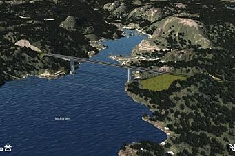 Valgt for bygging av E39 Kristiansand-Mandal