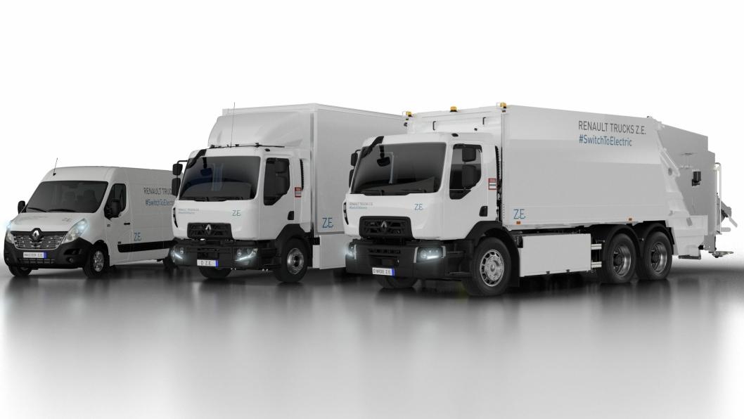 Renault vil vise hele sin Z.E range under IAA i september