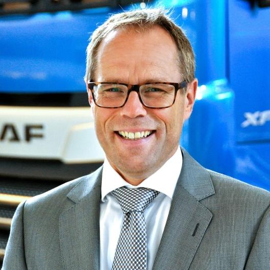 Harry Wolters, som er DAF European Sales Director, overtar Feigths tidligere stillinger.