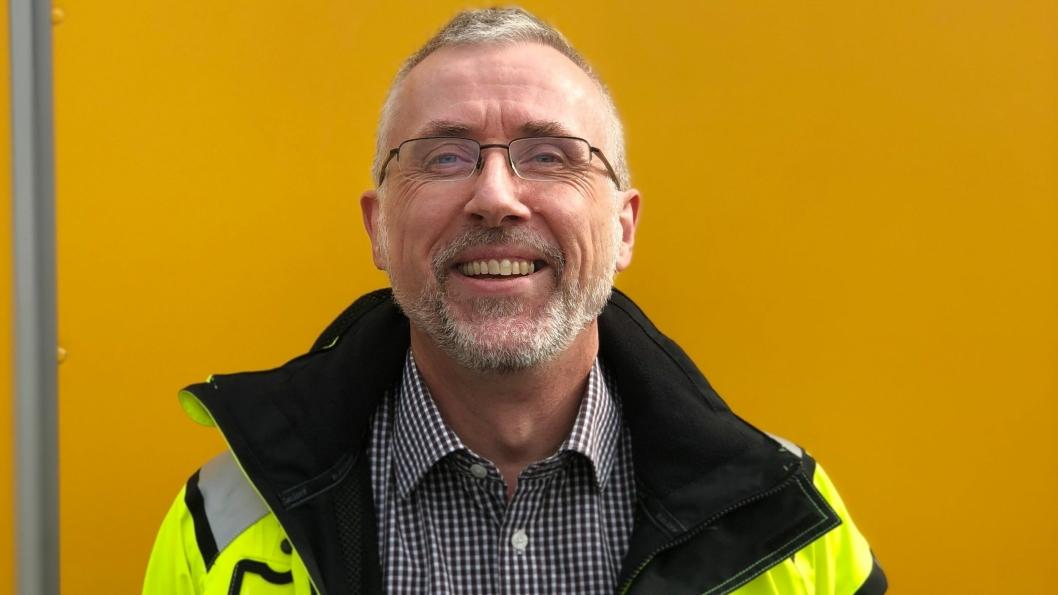 Kjell Håkon Helgesen.
