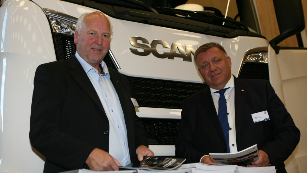 Både NLFs forbundsleder Tore Velten og adm. direktør Geir A. Mo er aktive på Arendalsuka 2018 som starter mandag. Foto: Per Dagfinn Wolden