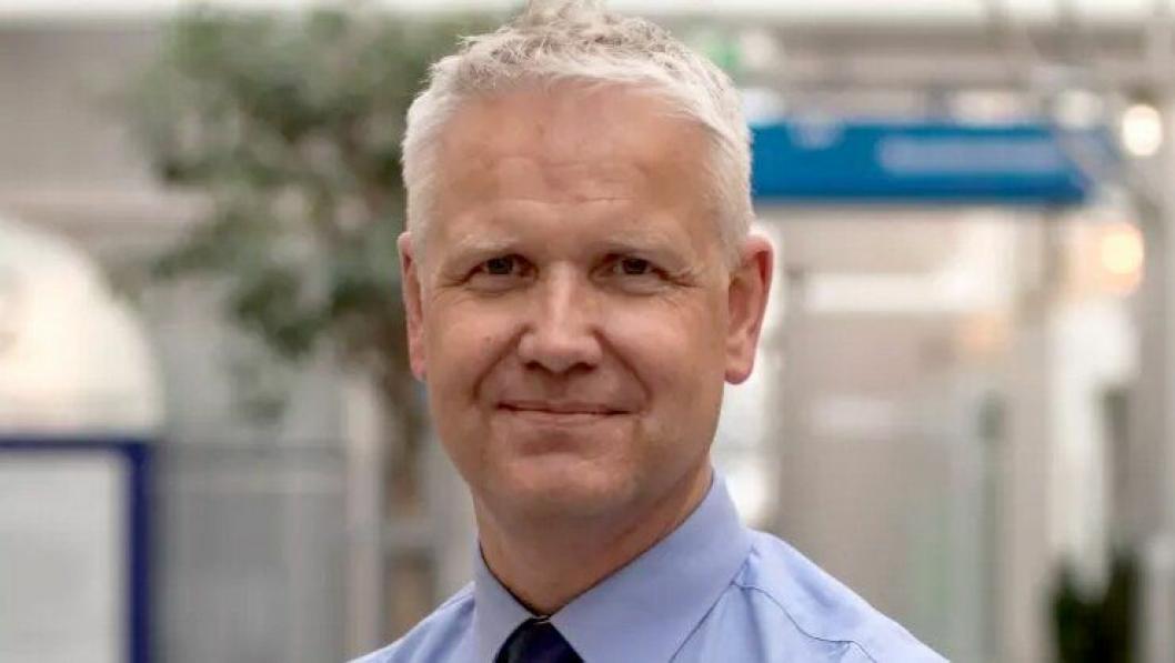 Ståle Nistov er ny daglig leder i Franzefoss Gjenvinning.