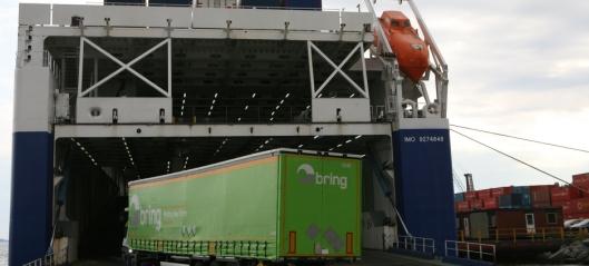 DFDS styrker godskapasiteten