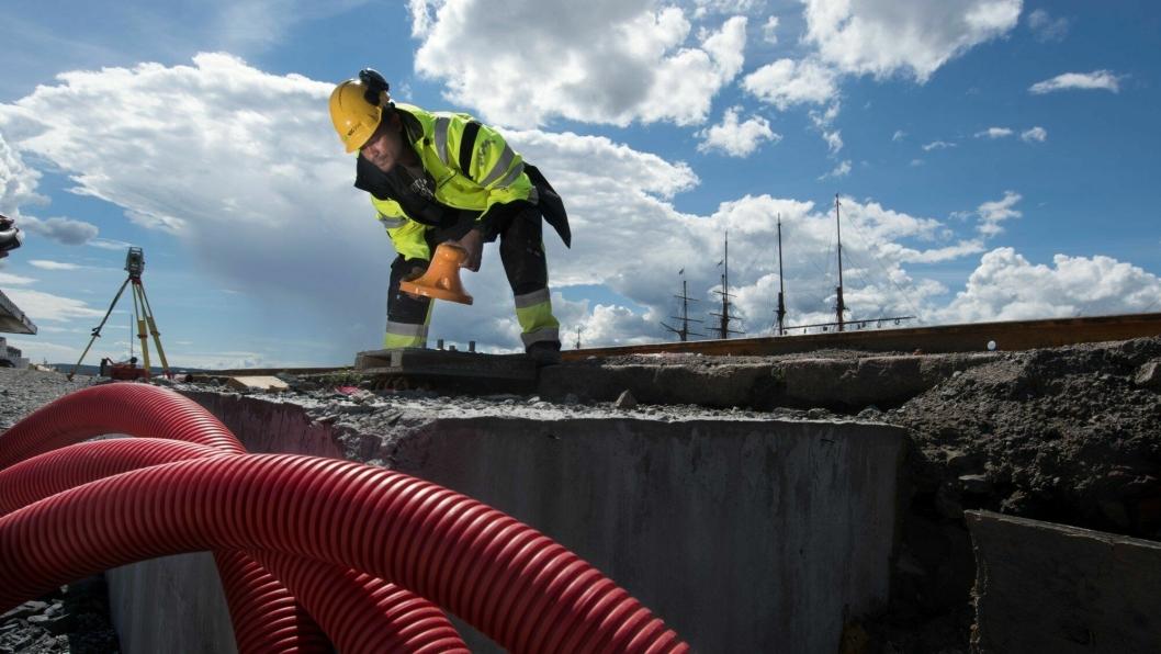 NRC Group har som visjon å bli ledende entreprenør innen infrastruktur i Norden.