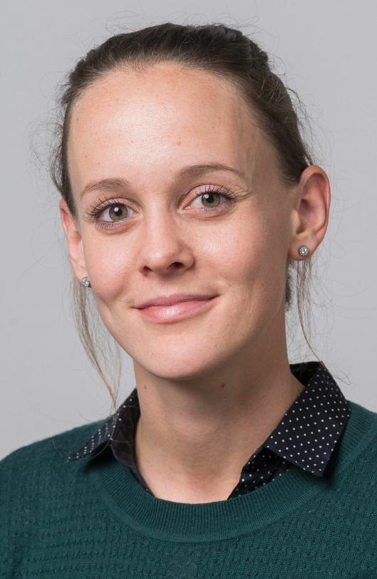 Tale Ørving, forsker ved Transportøkonomisk institutt (TØI).