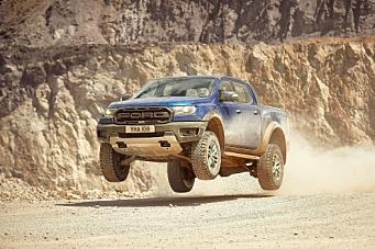 Nyhet: Ford Ranger Raptor
