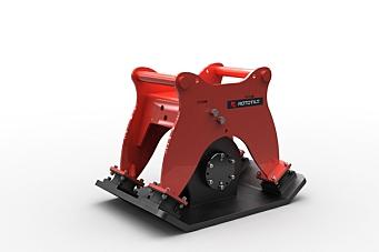 Ny markvibrator fra Rototilt