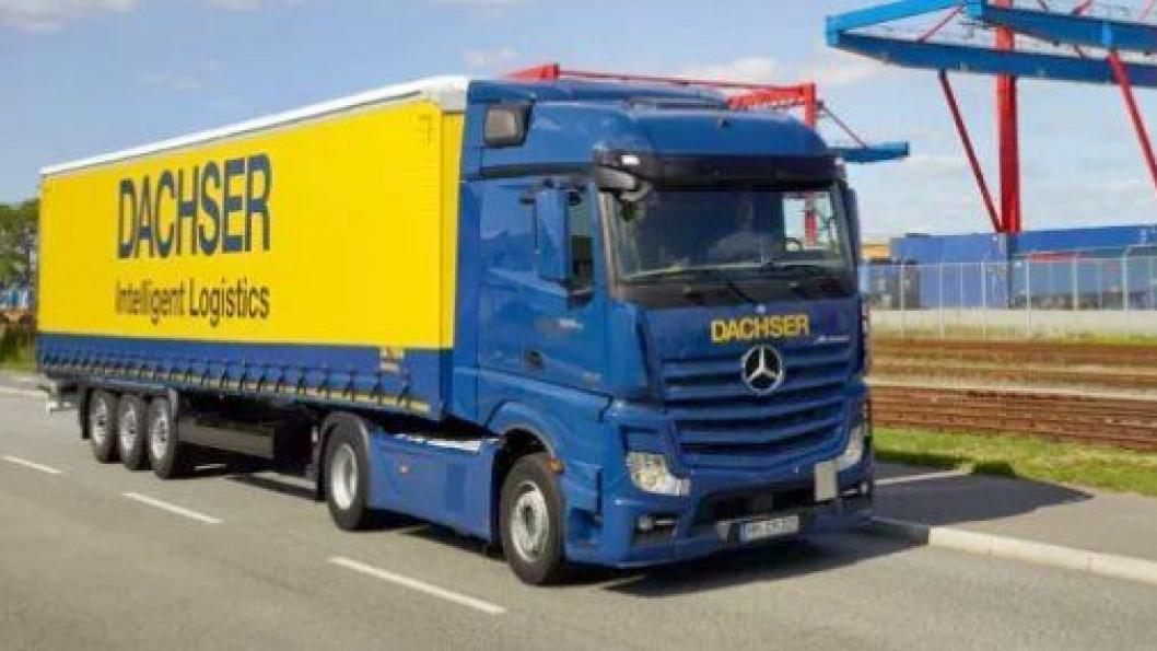 Dachser skal transportere Jøtuls produkter til Europa.