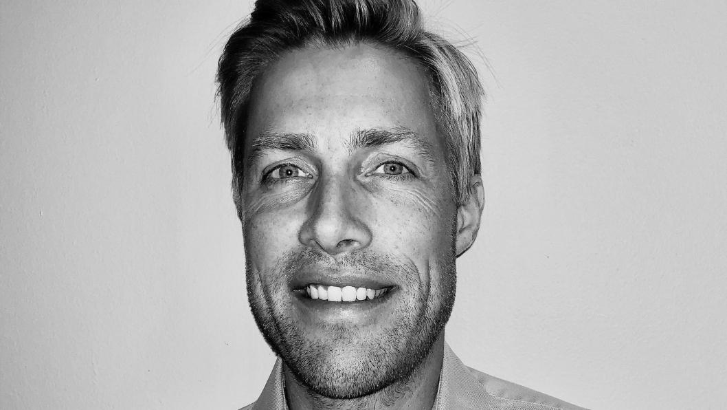 Jan Fossgård, ny direktør Construct Venture AS (AF Gruppens og Obos' venturesatsing).