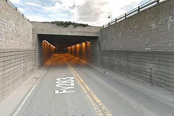 Røyk uten ild i Bragernestunnelen
