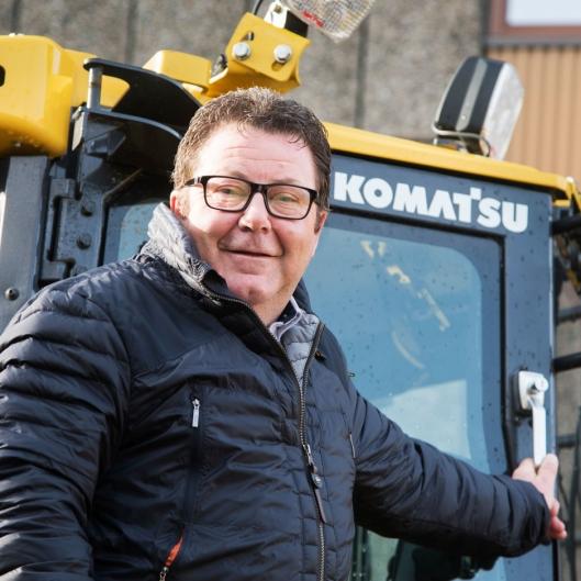 - Vi gleder oss til å flytte inn i et topp moderne bygg som er tilpasset vår drift og vår planlagte vekst og utvikling, sier adm. direktør Kai Paulshus i AS Sigurd Hesselberg.