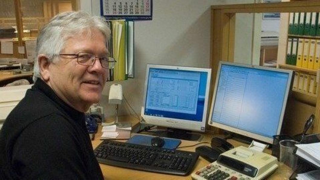 – Det er fullt mulig å avdekke ulovlig kabotasje via PC´en, sier Jan Helge Skjulestad i Kjell Hansen Shipping Eftf.